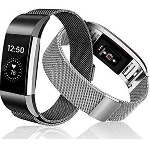 Accessories - NEW 2 PackLarge Milanese Bands for Fitbit Charge 2